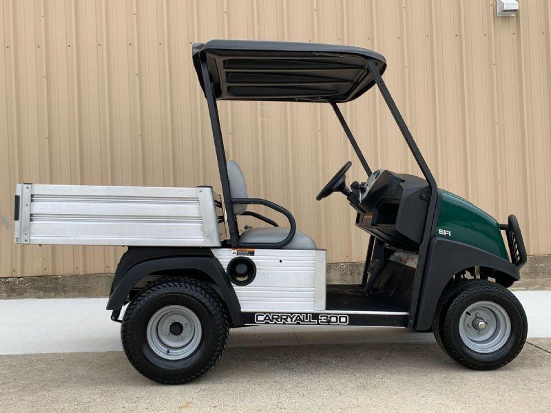 Golf Cars Sales - Service - Parts